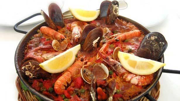 อาหารสเปนและวิถีชีวิตชาวสเปน
